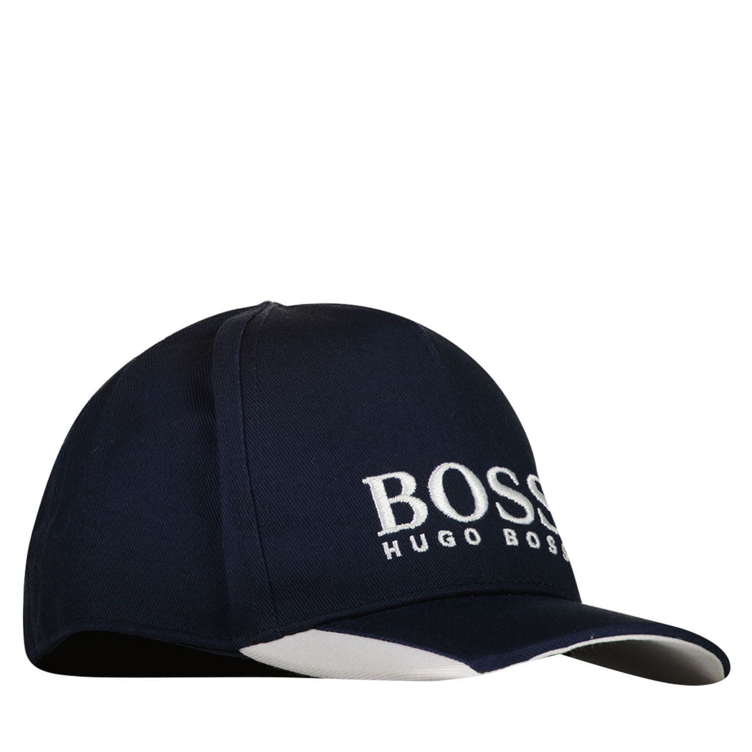 Picture of Boss J01117 baby hat navy