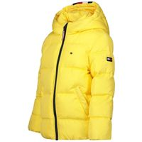 Picture of Tommy Hilfiger KB0KB05138 kids jacket yellow