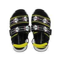 Picture of Dsquared2 66922 kids sandals black