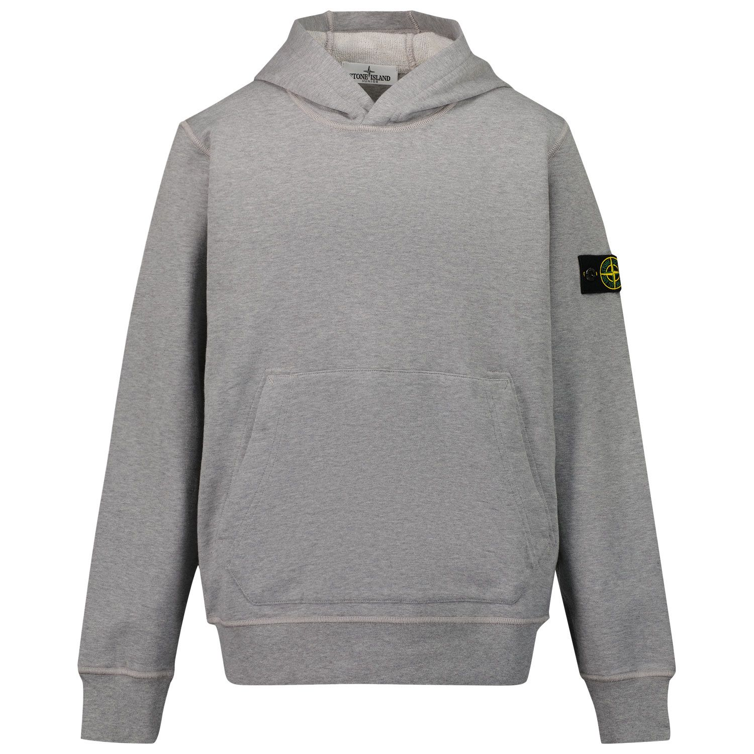 Picture of Stone Island 61640 kids sweater grey