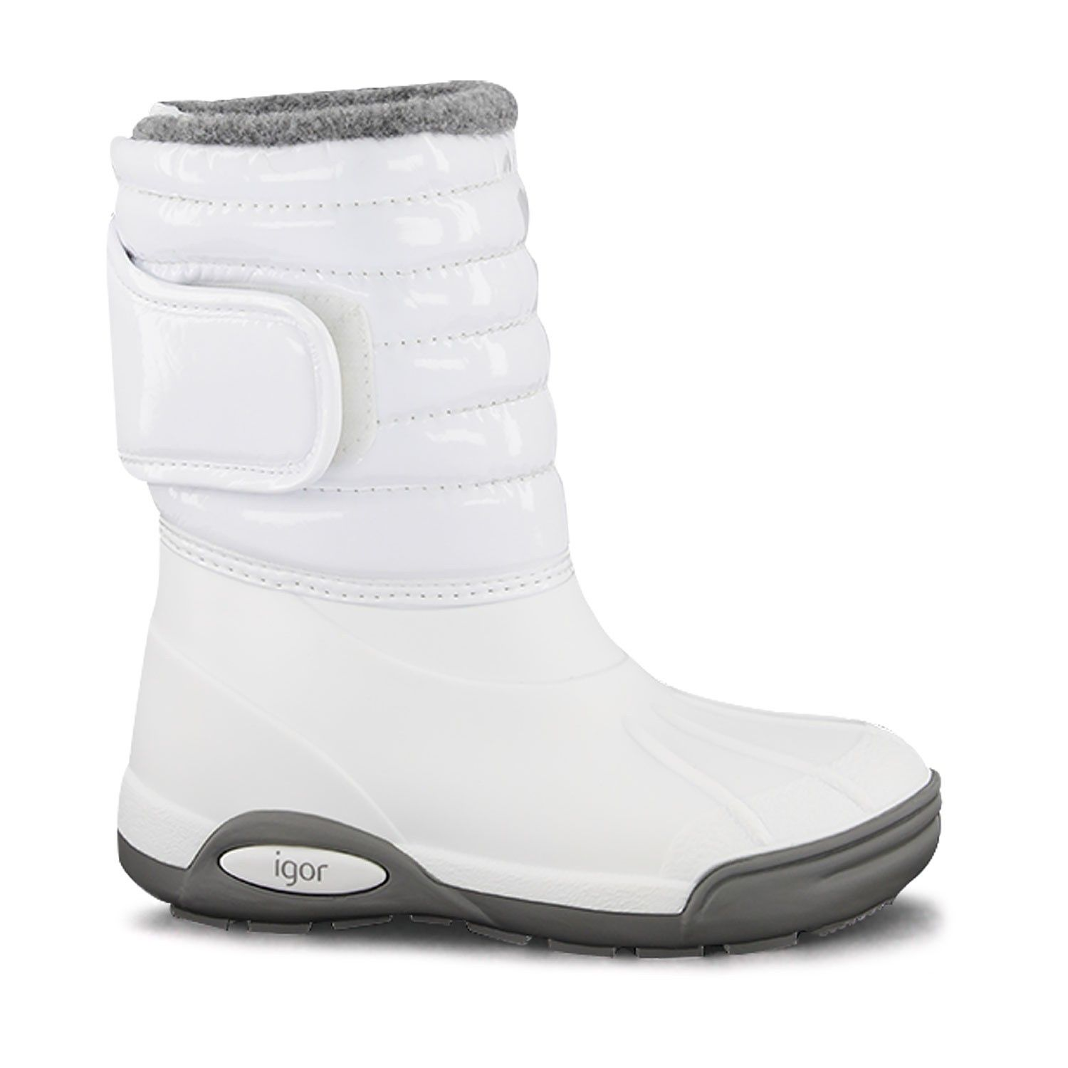 Picture of Igor W10168 kids boots white