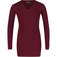 Picture of Reinders VEW18G051 kids sweater bordeaux