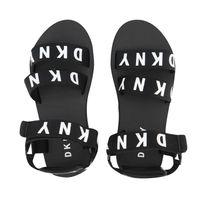 Picture of DKNY D39045 kids sandals black