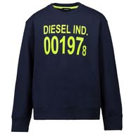 Afbeelding van Diesel 00J4YS kindertrui navy