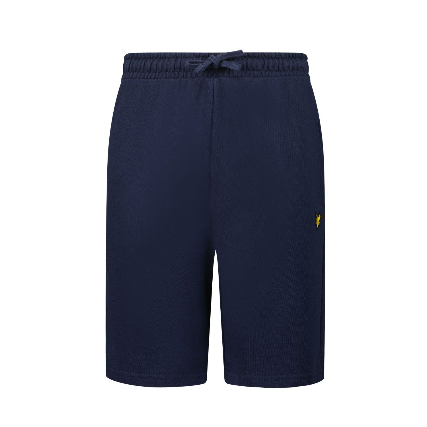 Picture of Lyle & Scott LSC0051S kids shorts navy