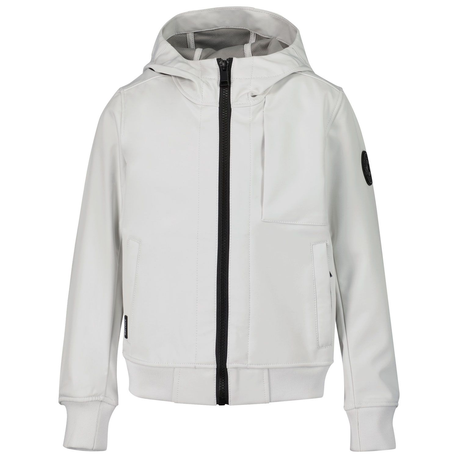 Picture of Airforce HRB0575 kids jacket white