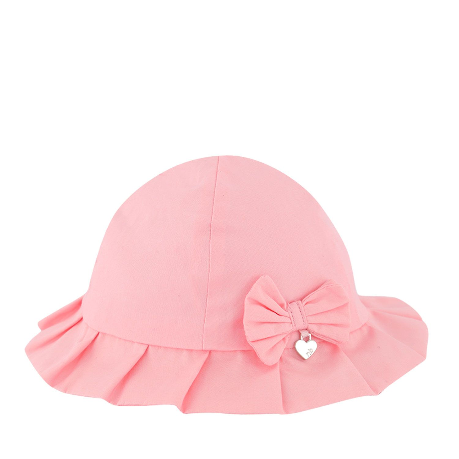 Picture of Mayoral 9373 baby hat light pink