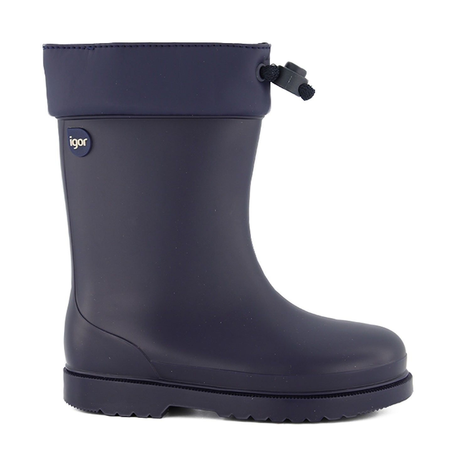 Picture of Igor W10100 kids boots navy