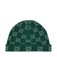 Picture of Gucci 627562 kids hat green