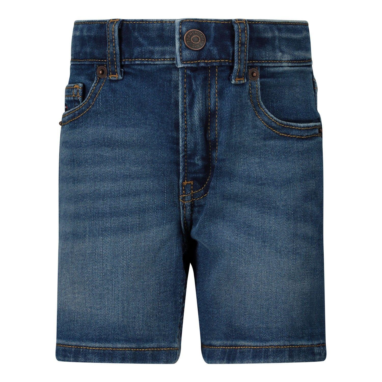 Bild von Tommy Hilfiger KB0KB05572B Babyshorts Jeans