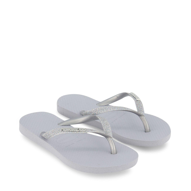 Bild von Havaianas 4146118 Kinder-Flip-Flops Silber