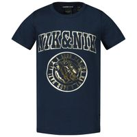 Picture of NIK&NIK G8099 kids t-shirt dark blue