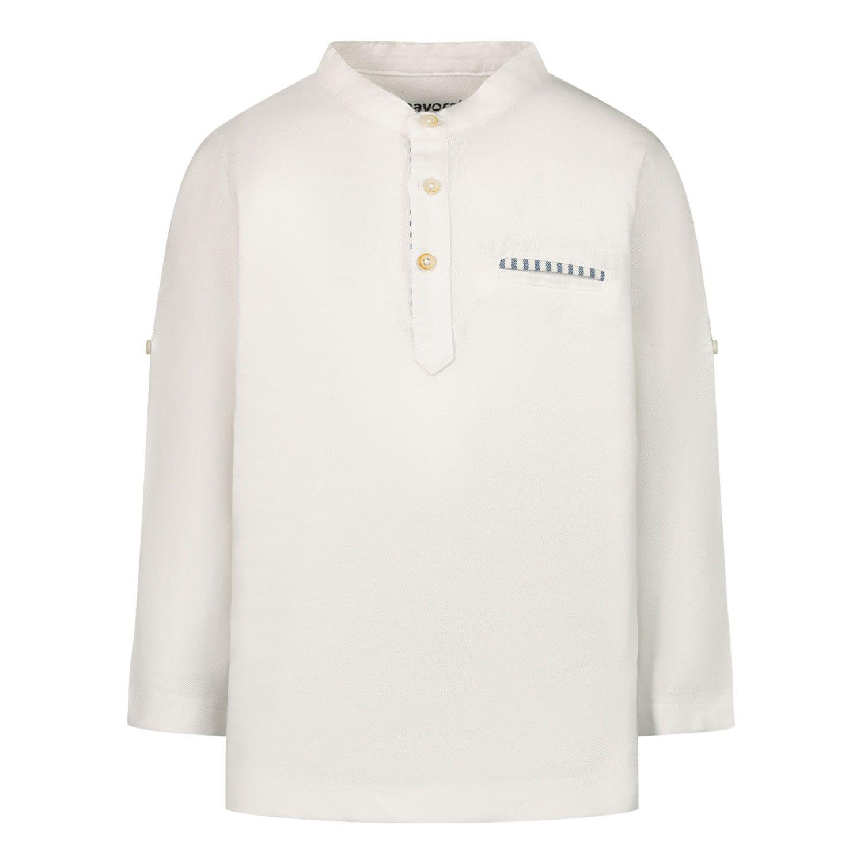 Bild von Mayoral 1016 Baby-T-Shirt Weiß