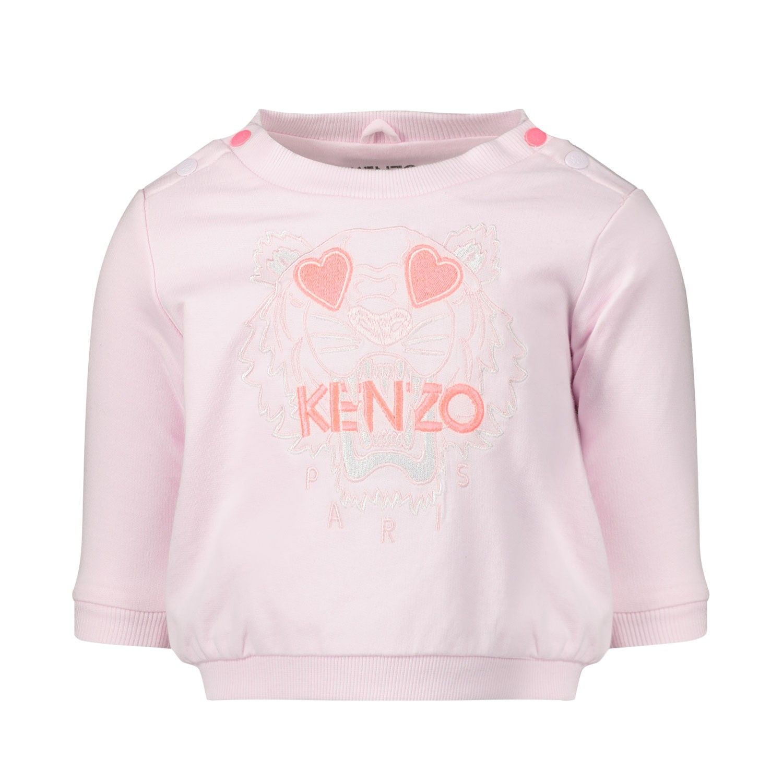 Bild von Kenzo 15003 Babypullover Hellrosa