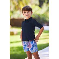 Picture of SEABASS SWIMSHORT kids swimwear blue