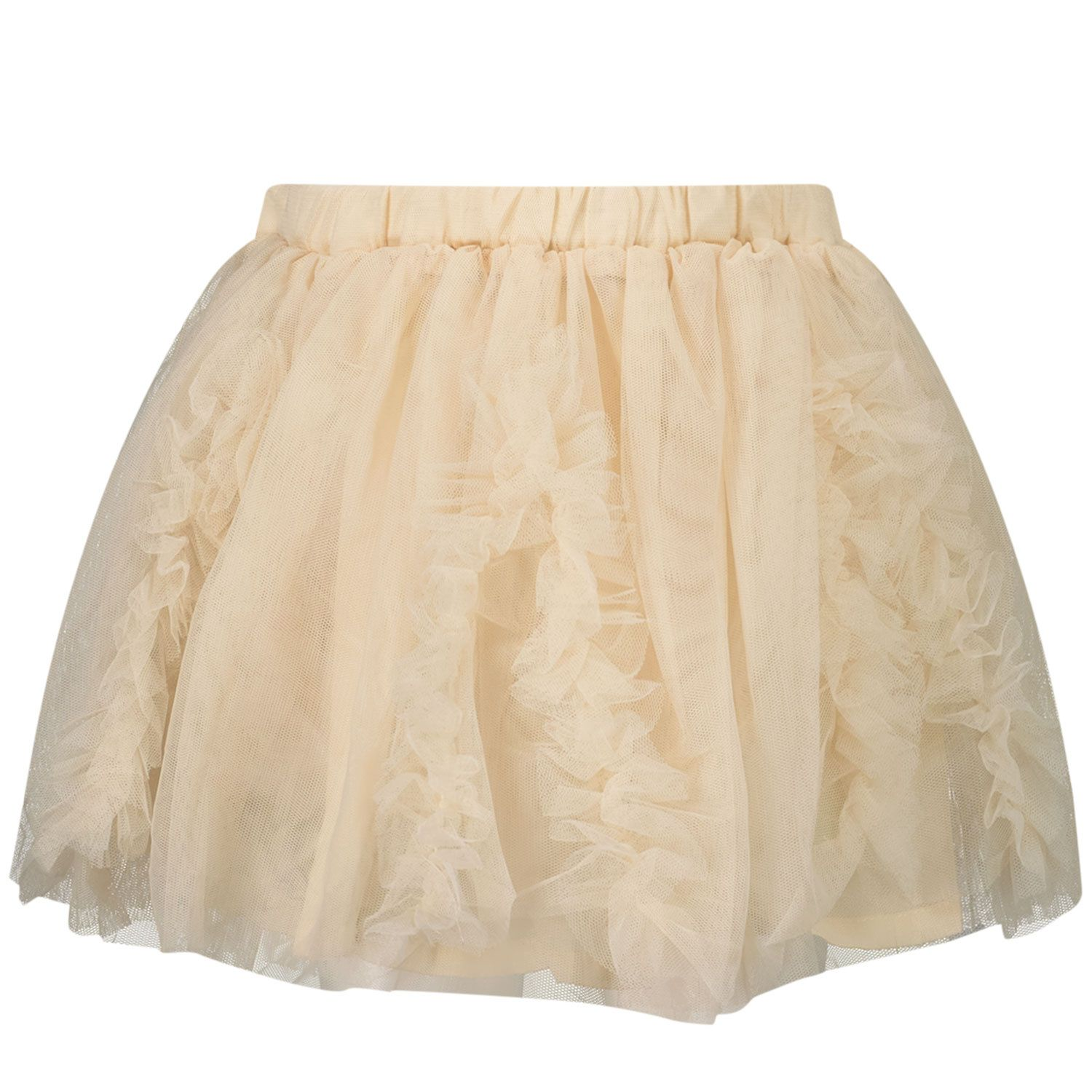 Picture of Mayoral 2902 baby skirt light beige