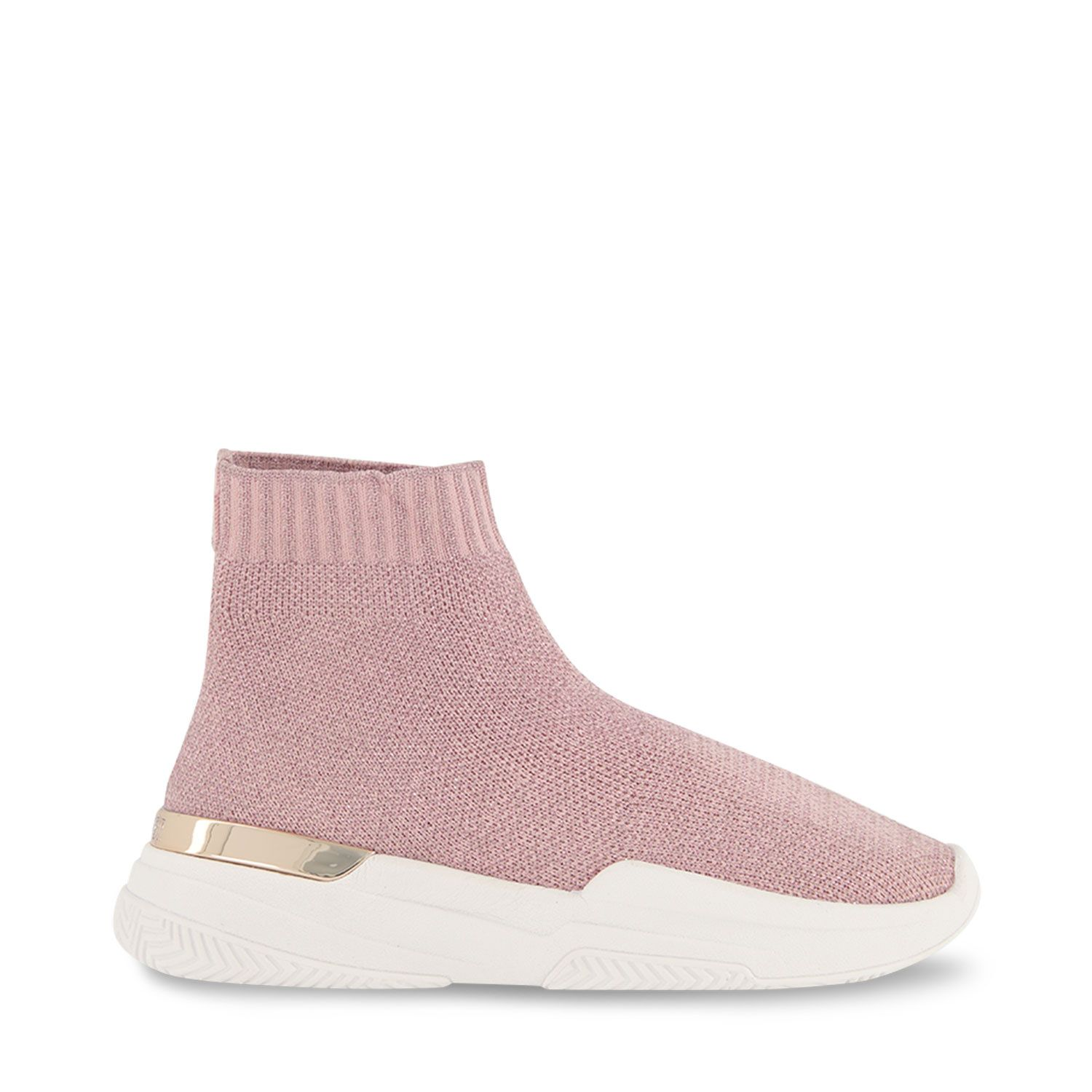 Picture of Mallet MK3030PNKGLT kids sneakers light pink