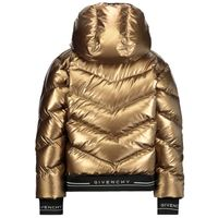 Picture of Givenchy H16068 kids jacket gold
