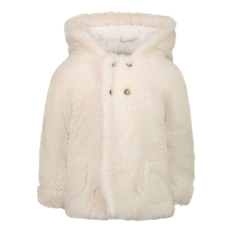 Picture of Tartine et Chocolat TT44001 baby coat ecru