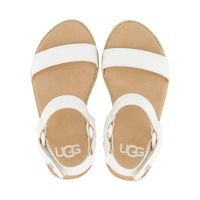 Picture of Ugg 1121493 kids sandals white
