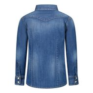 Afbeelding van Dsquared2 DQ033G baby blouse jeans