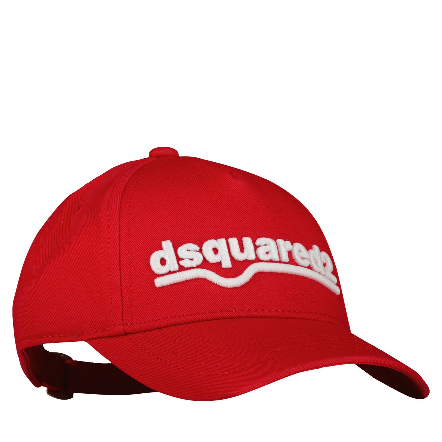 Picture of Dsquared2 DQ0470 baby hat red