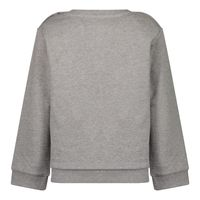 Picture of Balmain 6O4A50 baby sweater grey
