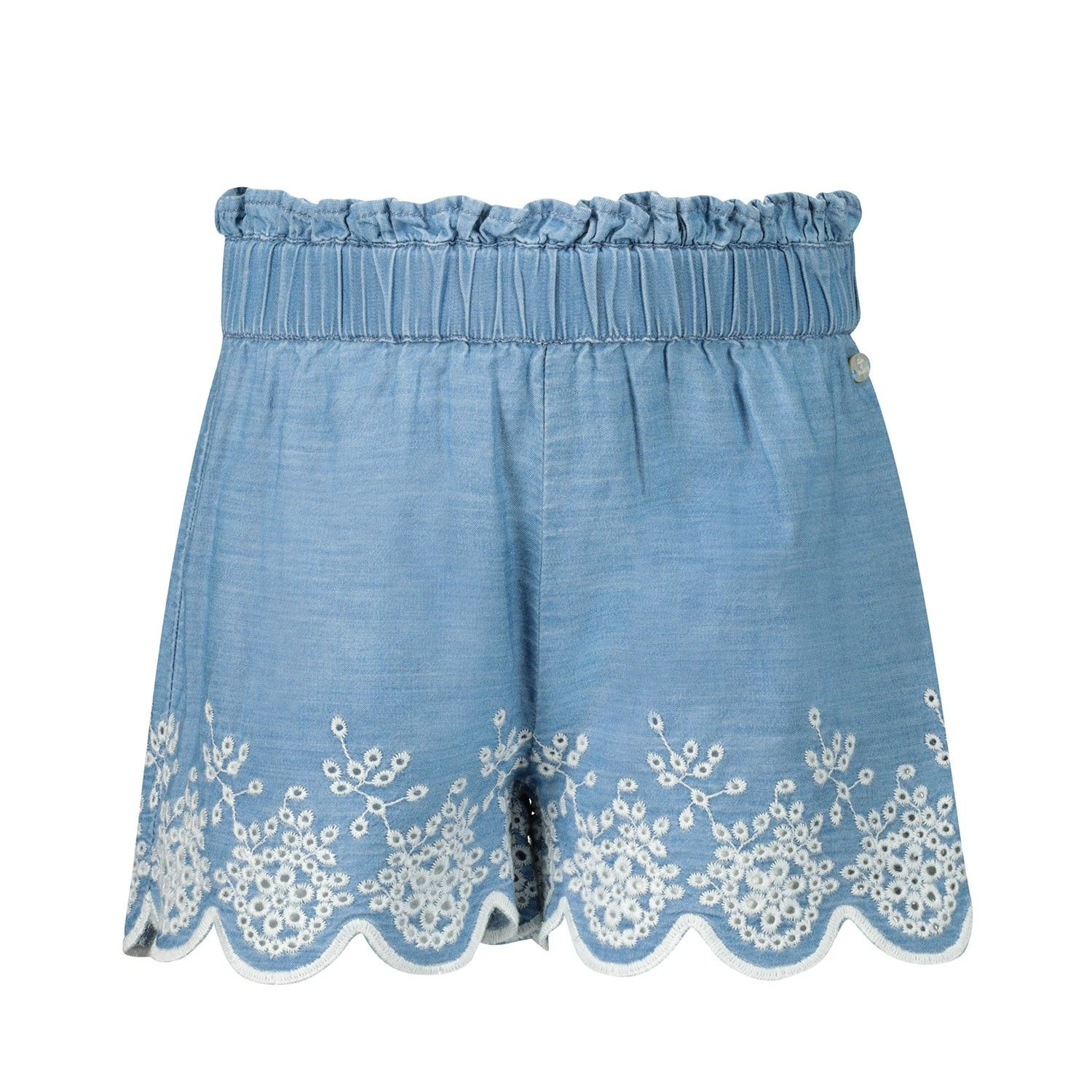 Picture of Tartine et Chocolat TQ26061 baby shorts jeans