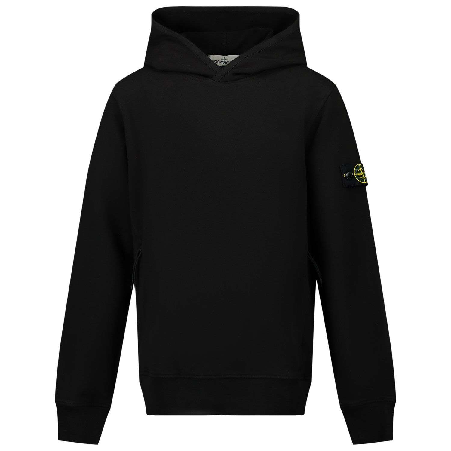 Picture of Stone Island MO731661042 kids sweater black
