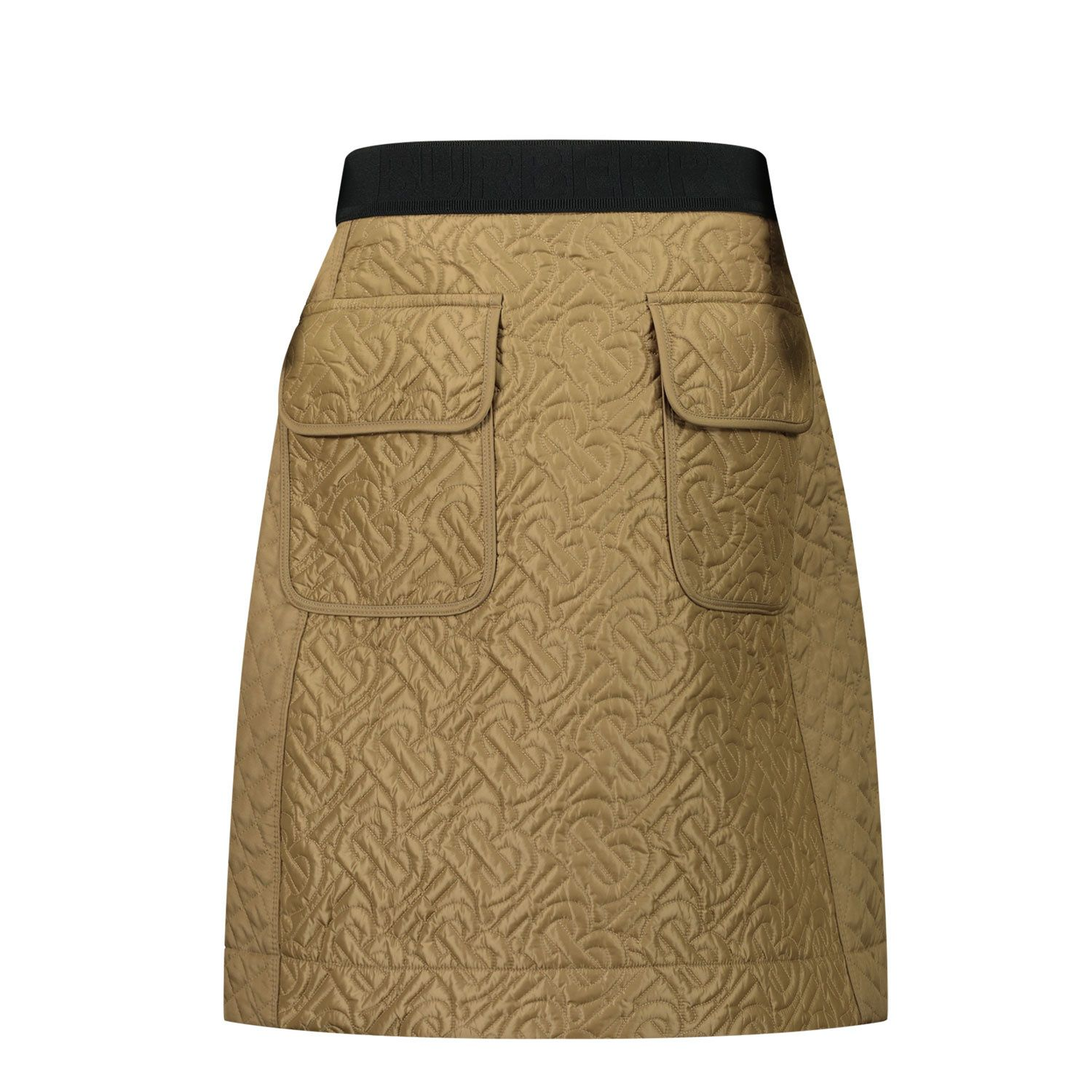 Picture of Burberry 8036533 kids skirt beige