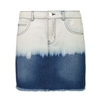 Picture of Guess J1GD06 kids skirt jeans