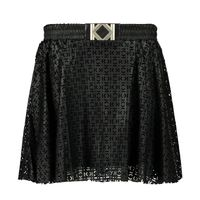Picture of Karl Lagerfeld Z13065 kids skirt black