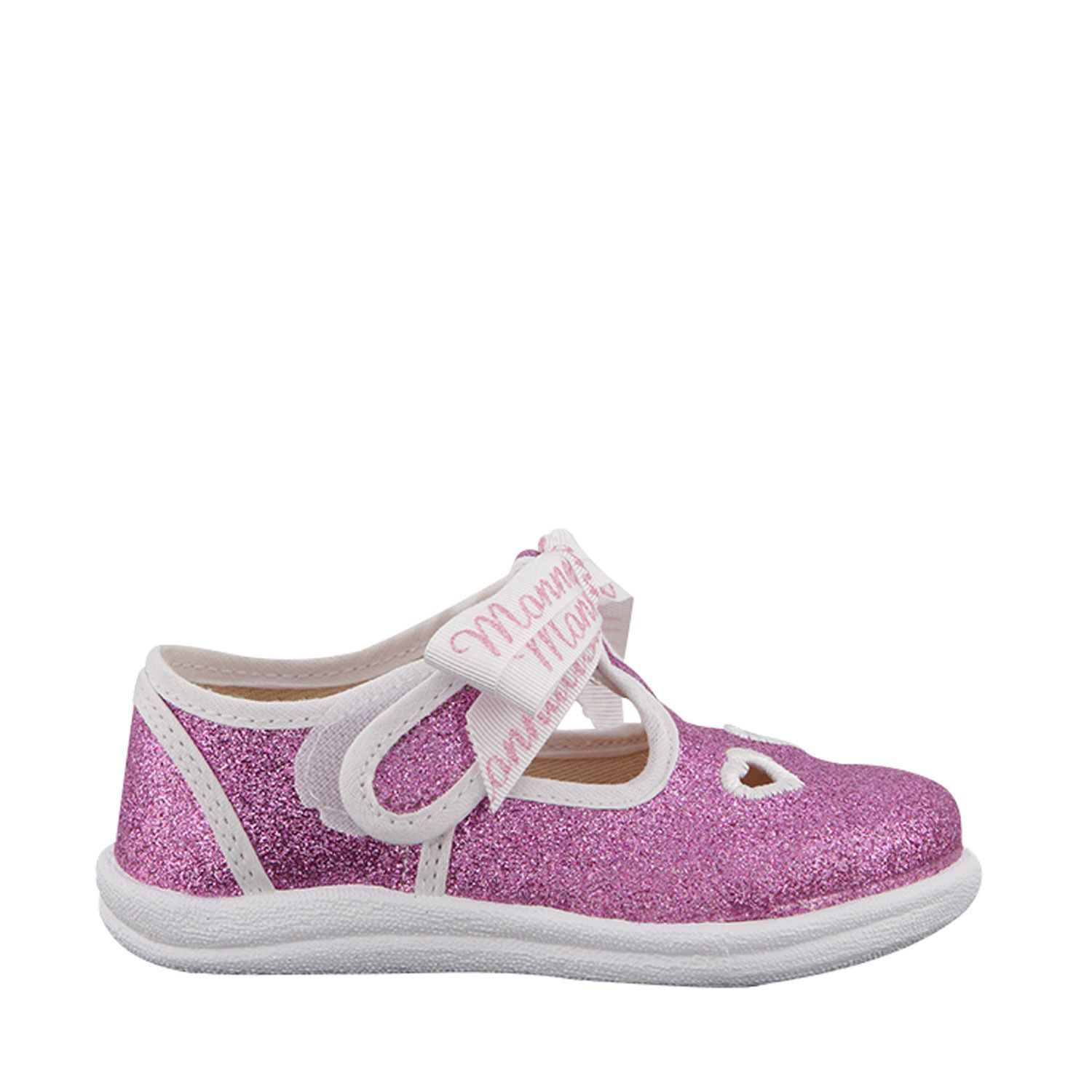 Picture of MonnaLisa 837009 kids shoes fuchsia