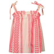 Afbeelding van Devotion 0215051G kinder t-shirt fluor roze