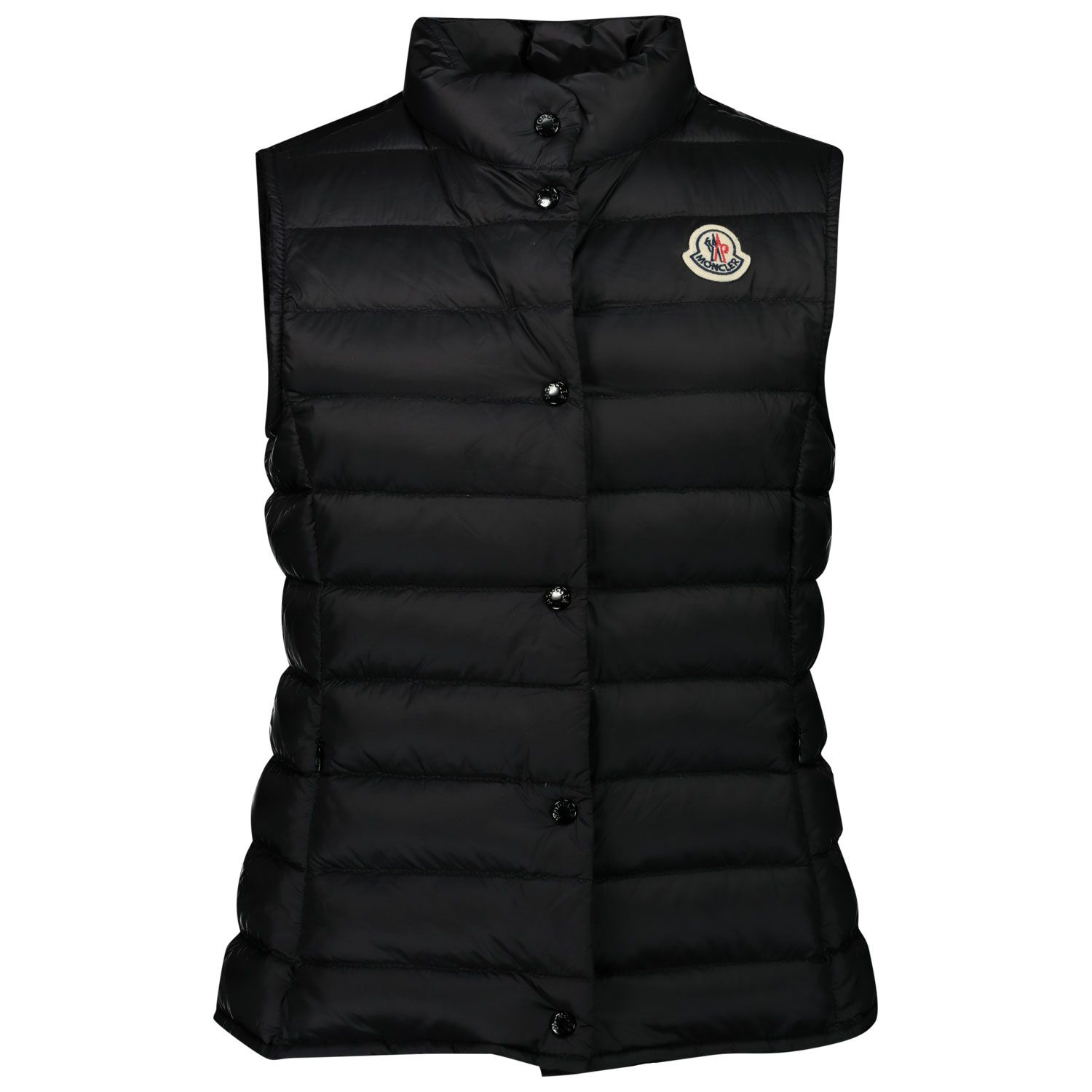 Picture of Moncler 1A11810 kids bodywarmer black