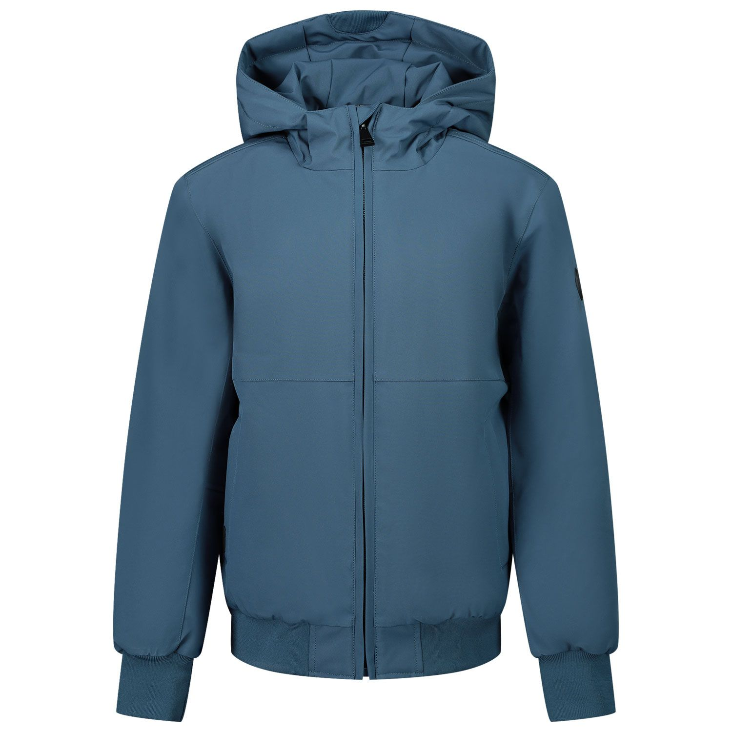 Picture of Airforce FRB0341 kids jacket blue
