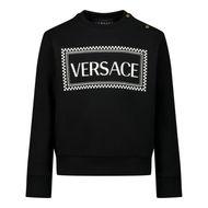 Afbeelding van Versace YB000200 baby trui zwart