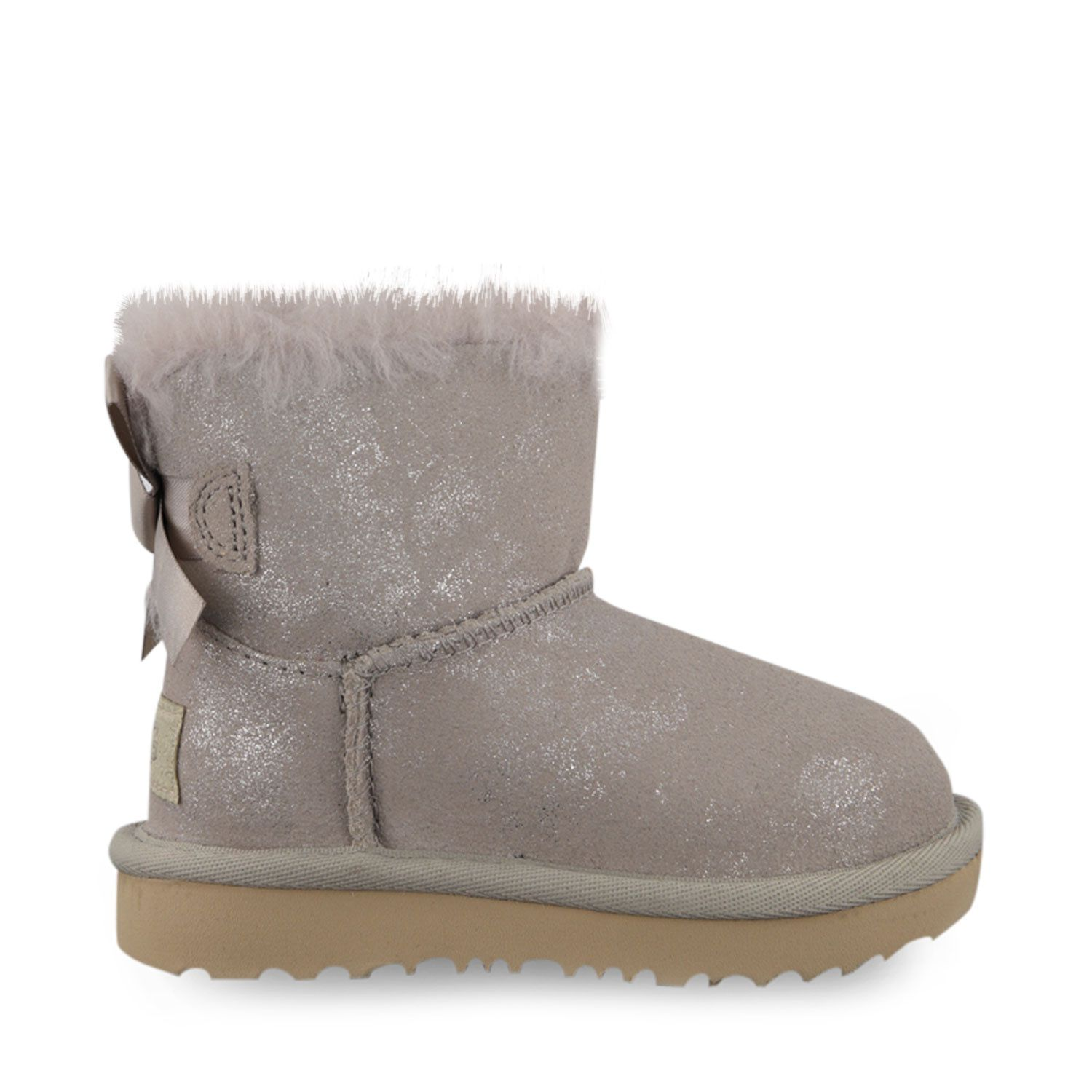 Picture of Ugg 1116173 kids boots grey