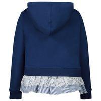 Picture of MonnaLisa 197802R8 kids vest blue