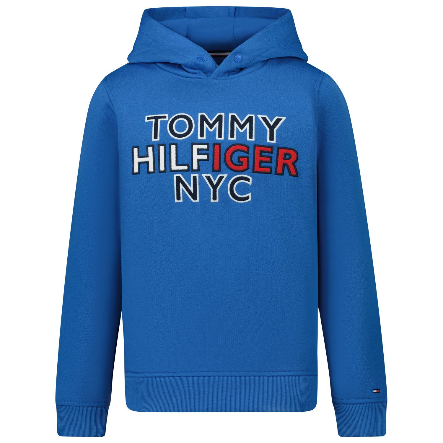 Picture of Tommy Hilfiger KB0KB05808 kids sweater cobalt blue