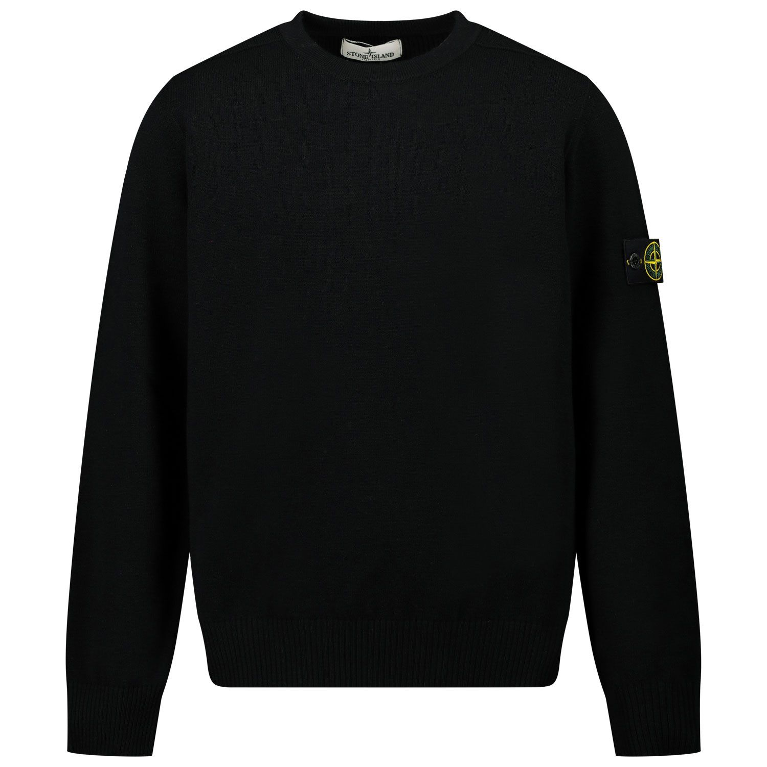 Picture of Stone Island MO7316513A7 kids sweater black