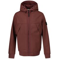 Picture of Stone Island MO7316Q0130 kids jacket bordeaux