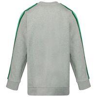 Picture of Fendi JUH029 5V0 kids sweater grey