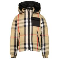 Picture of Burberry 8046023 kids jacket beige