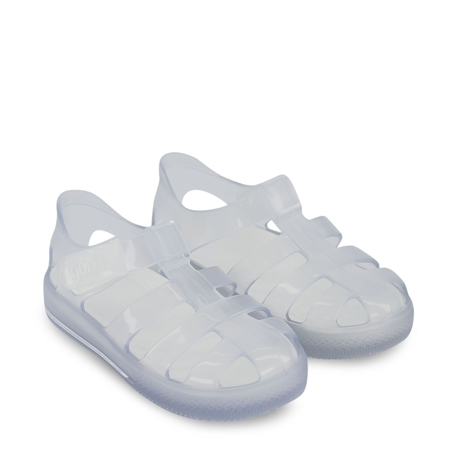 Picture of Igor S10245 kids sandals white