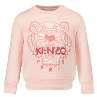 Picture of Kenzo K05082 baby sweater light pink