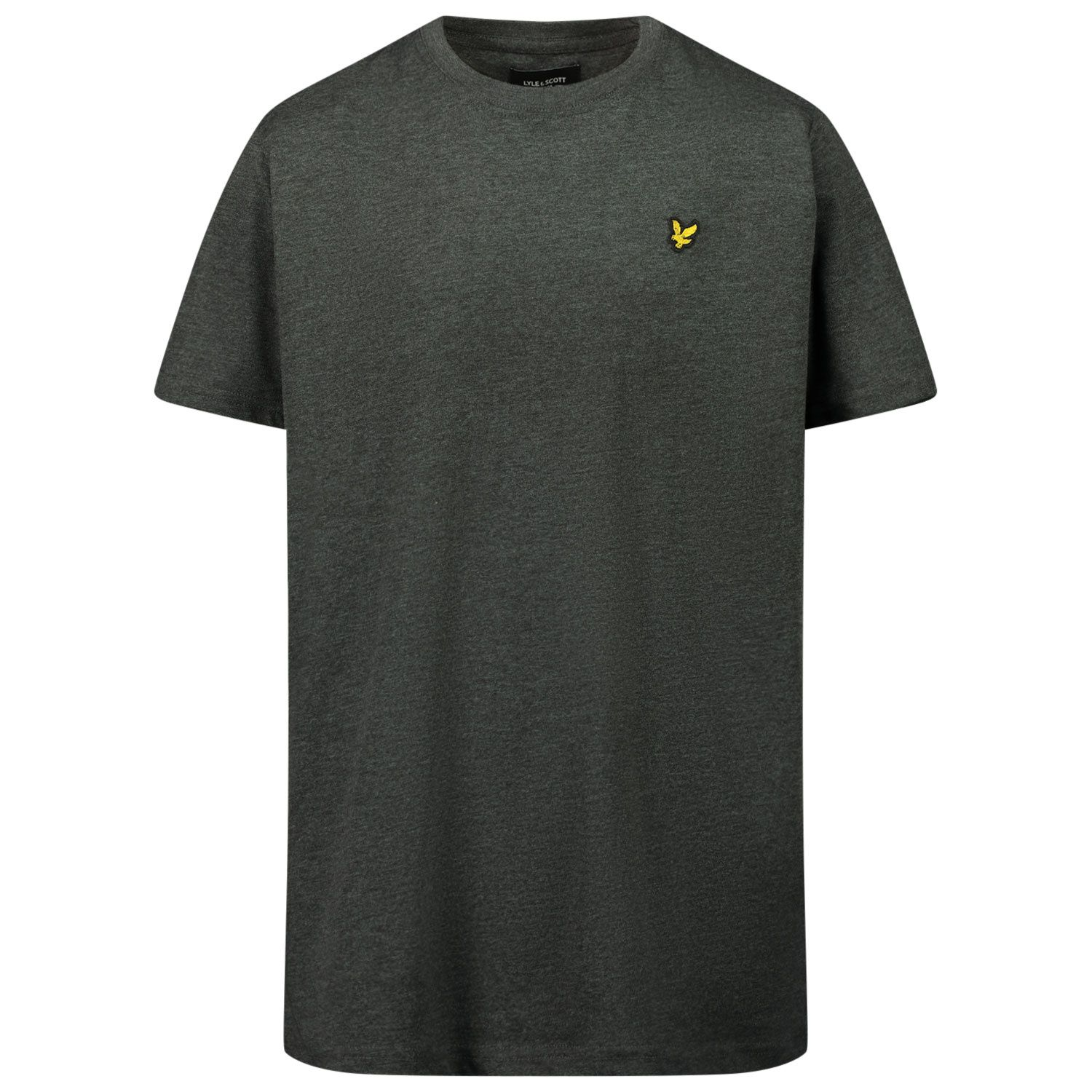 Picture of Lyle & Scott LSC003S kids t-shirt anthracite