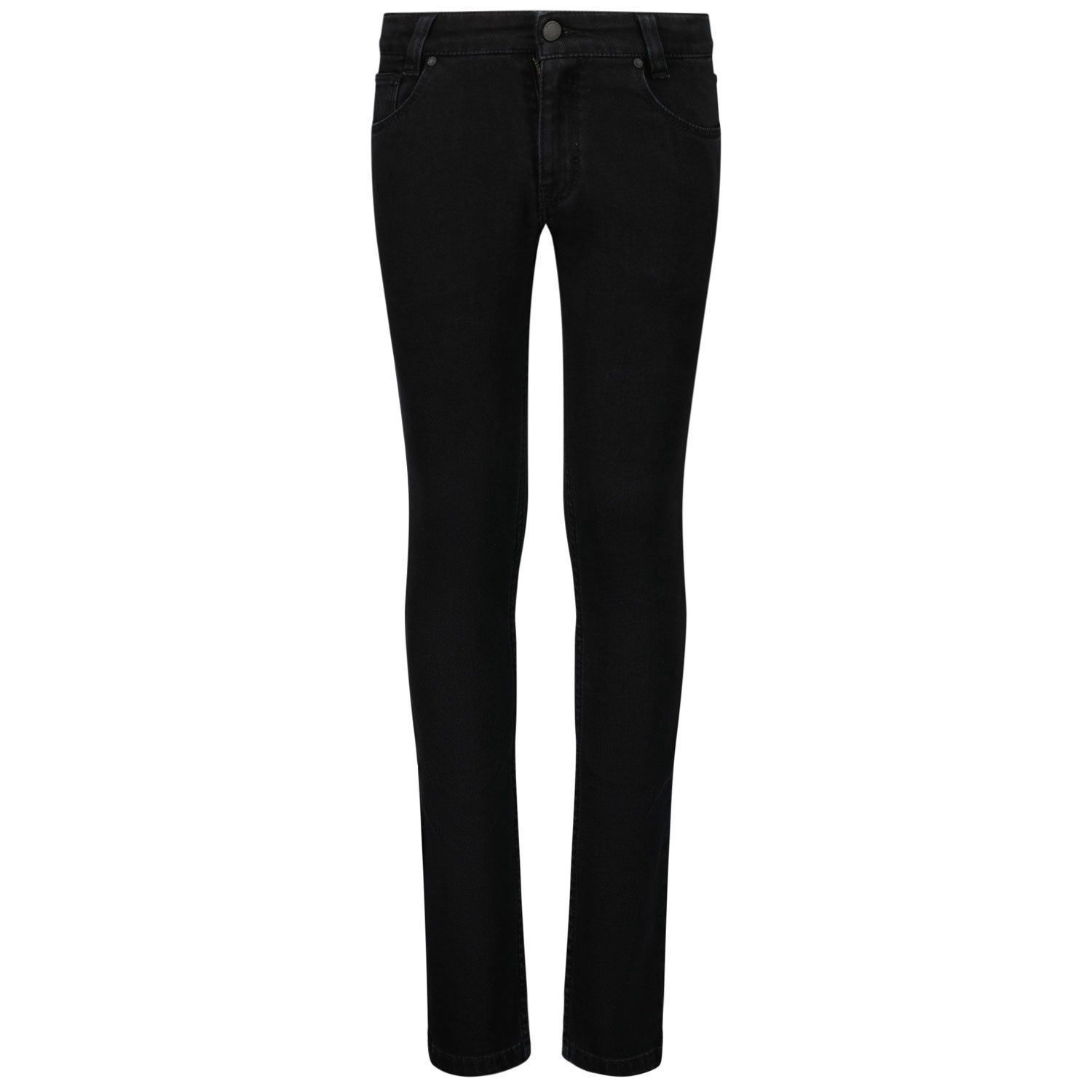 Picture of Givenchy H24129 kids jeans black