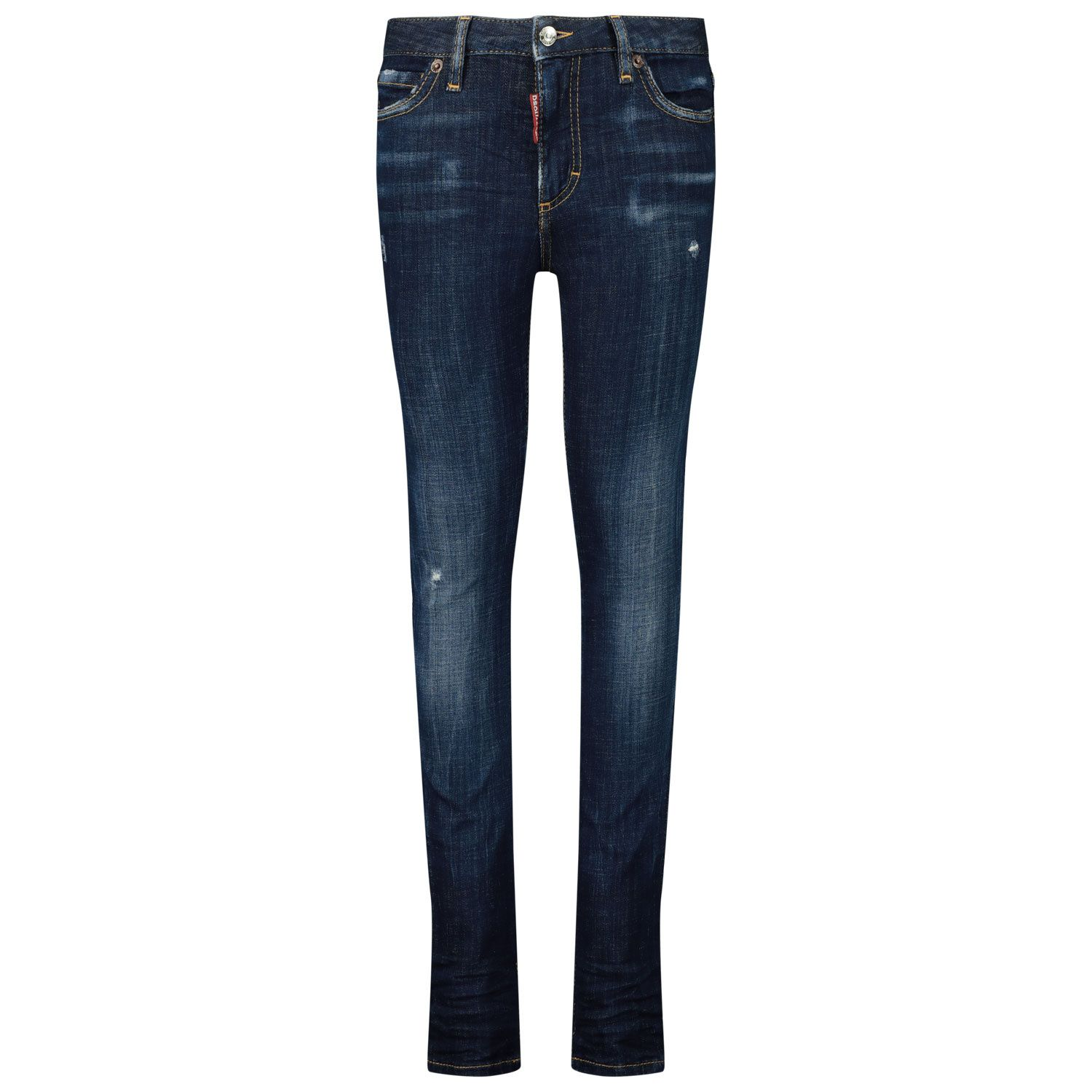 Picture of Dsquared2 DQ01DX D001V kids dress jeans