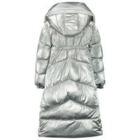Picture of MonnaLisa 176110 kids jacket silver